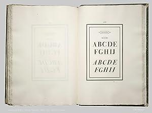 Manuale Tipografico (Typographic Manual; facsimile of 1818: Bodoni, Giambattista (introduction