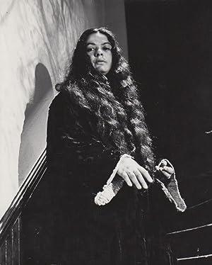 Photograph of Lenore Kandel on the set: Kessler, Chester (photographer),
