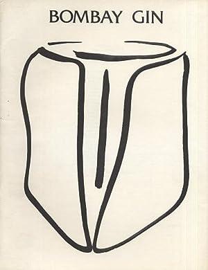 Bombay Gin 5 (Winter/Spring 1978): McCarthy, Mary Ann, and Jan Johnson (editors), Allen ...