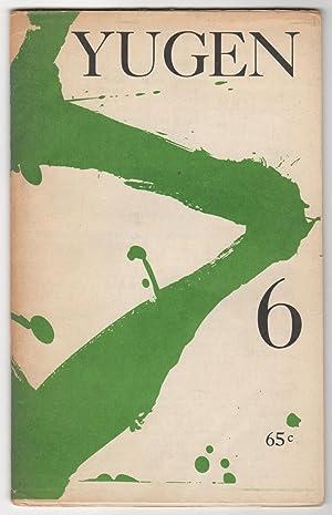Yugen 6 (1960): Jones, LeRoi (editor), Jack Kerouac, Michael McClure, Charles Olson, Philip ...