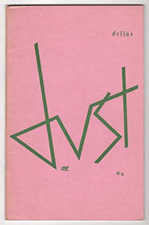 Dust 9 (Volume 3, Number 1, Fall 1966): Fulton, Len (ed.), William Wantling, Douglas Blazek, Gene ...