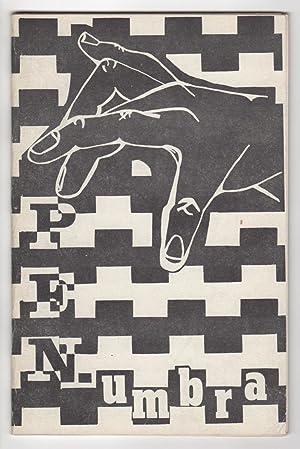 Penumbra 7 (December 1969): Haseloff, Charles (ed.), Ron Padgett, Peter Schjeldahl, Barbara A. ...