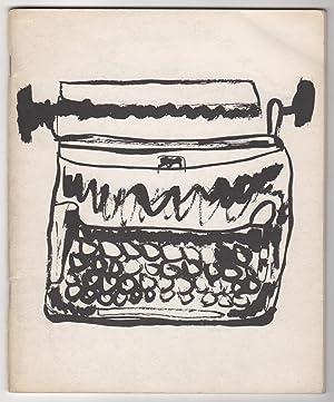 Doones, Volume 1, Number 3 (1970): DiPalma, Raymond (Ray, ed.), Robert Kelly, William Stafford, ...