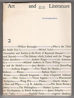 Art and Literature 2 (Summer 1964): Ashbery, John (ed.),