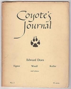 Coyote's Journal 2 (1965): Koller, James, Edward