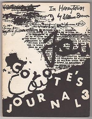 Coyote's Journal 3 (1965; In Honeytown by: Koller, James, Edward