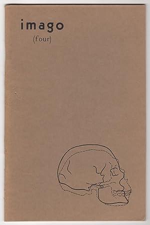 Imago 4 (four) (1965): Bowering, George (editor),