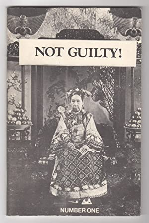 Not Guilty! 1 (September 1975): Pell, Derek (ed.),
