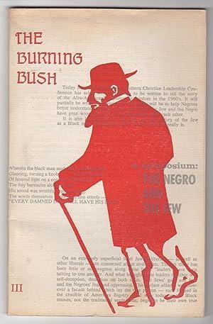 The Burning Bush 3 (Summer 1965) -: Meyerzove, Leland S.