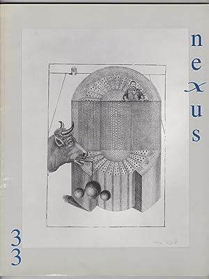 Nexus, Volume 33, Number 3 (Spring 1998): Sawyer, Larry (ed.),