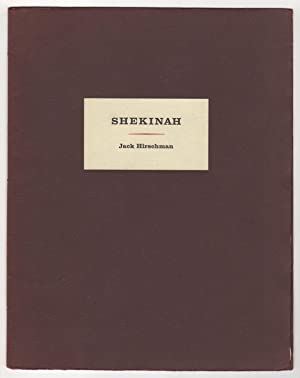 Shekinah (SIGNED and numbered copy of Maya Quarto One)