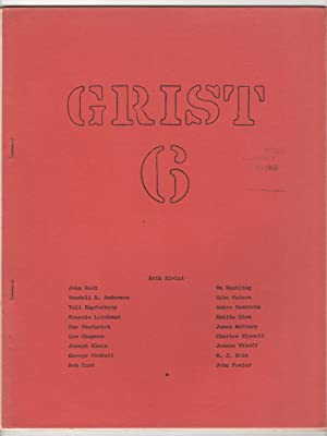 Grist 6 (1966): Fowler, John (ed.),
