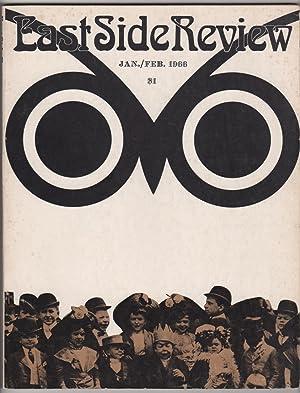 East Side Review 1 (January-February 1966): Sherbell, S. Shepard