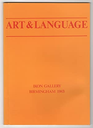 Art & Language : Ikon Gallery, Birmingham 1983