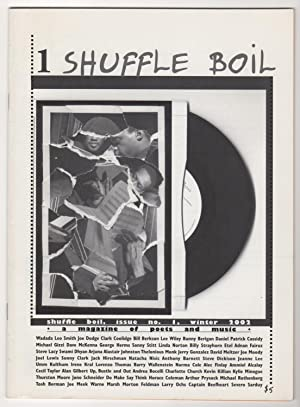 Shuffle Boil : A Magazine of Poets and Music 1 (Winter 2002)