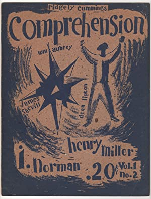 Comprehension, Volume 1, Number 2 (Summer 1950)