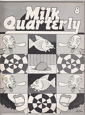 Milk Quarterly 8 (Summer 1975): Pearlstein, Darlene (ed.),
