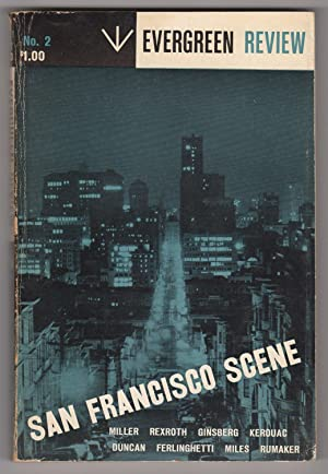 Evergreen Review 2 : San Francisco Scene: Rossett, Barney, and