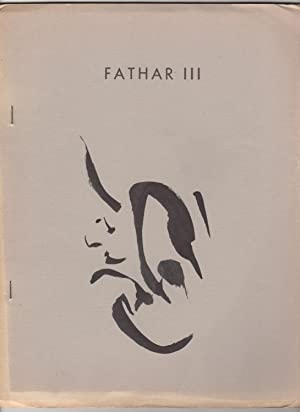 Fathar 3 (III, June 1971): McNaughton, Duncan (ed.),