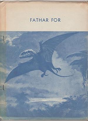 Fathar For (i.e., No. 4; June 1972): McNaughton, Duncan (ed.),