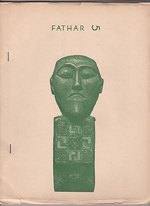 Fathar 5 (April 1973): McNaughton, Duncan (ed.),