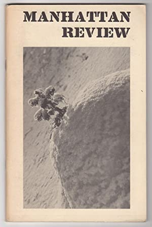 Manhattan Review, Volume 1, Number 3 (1967)