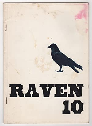 Raven 10 (March 1962) - includes two: Bromige, David (ed.),