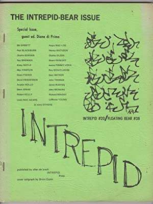 Intrepid 20 / The Floating Bear 38 (combined issue, Summer 1971)