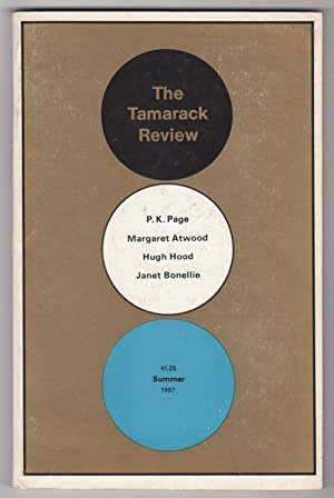 The Tamarack Review 44 (Summer 1967) - includes essay on Jules Feiffer's The Great Comic Book Her...