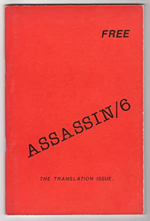 Assassin 6 (The Translation Issue, Summer 1979): Dickenson, George-Therese, and