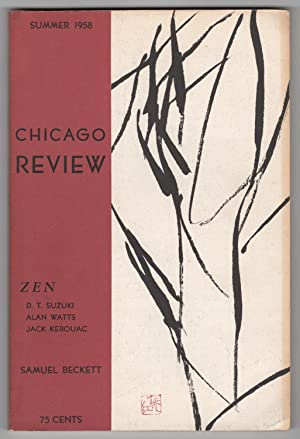 Chicago Review, Volume 12, Number 2 (Summer 1958) - Zen Issue