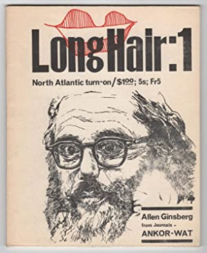 Long Hair 1 (1965) - INSCRIBED by Miles