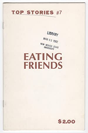 Top Stories 7 : Eating Friends by Jenny Holzer and Peter Nadin