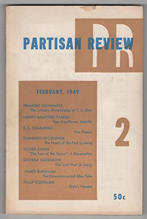 Partisan Review, Volume 16, Number 2 (XVI;: Phillips, William, and