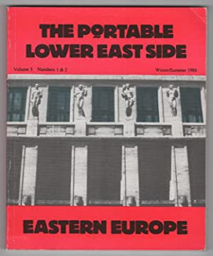 The Portable Lower East Side, Volume 3, Numbers 1 - 2 (