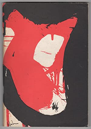 Big Sky 6 (double issue, 1973) - signed by poet Gerard Malanga