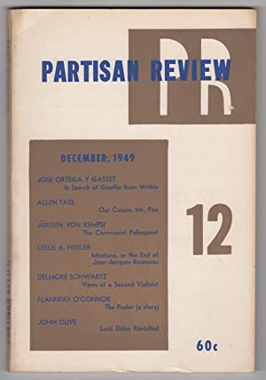 Partisan Review, Volume 16, Number 12 (XVI;: Phillips, William, and