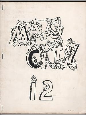 Mag City 12 (1981): Lenhart, Gary, Michael