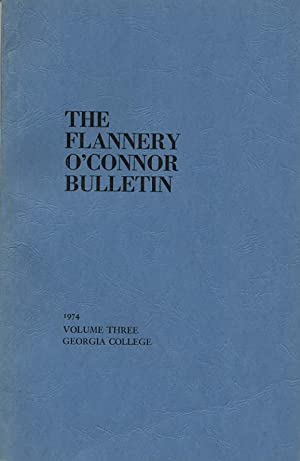 The Flannery O'Connor Bulletin, Volume Three (3,: Walston, Rosa Lee