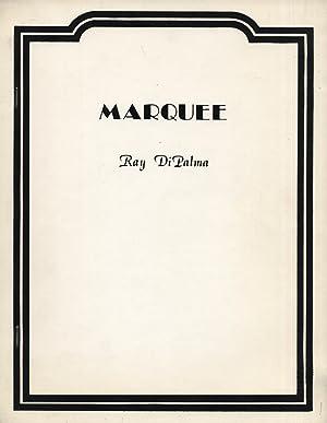 Marquee: DiPalma, Ray (Raymond Di Palma)