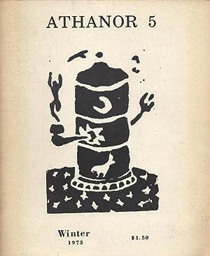Athanor 5 (Winter 1973): Calhoun, Douglas (ed.),