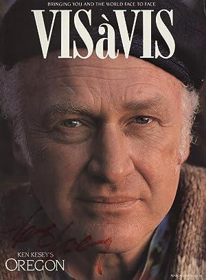 Vis a Vis, Volume 3, Number 3: Kesey, Ken (SIGNED