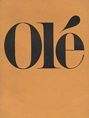Ole Anthology: Blazek, Douglas (ed.), Charles Bukowski, d. a. levy, Harold Norse, Charles Plymell, ...