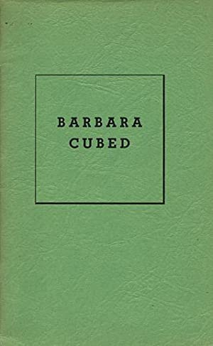 Barbara Cubed : The Manual of Pure Logic: Russell, C. F. (Cecil Frederick Russell, associate of ...