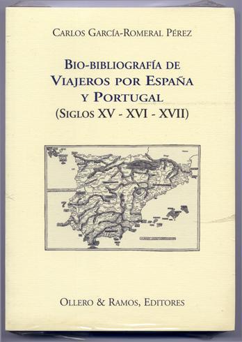 Bio-bibliografía de Viajeros por España y Portugal en los