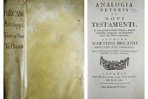 Analogia Veteris et Novi Testamenti.: BECANUS, Martin (1563-1624).