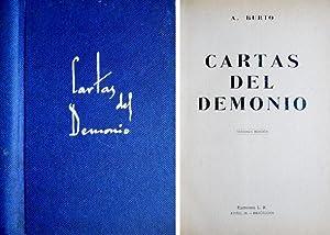 Cartas del Demonio.: BURTO, A.