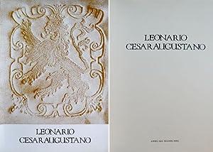 Leonario Cesaraugustano.: SAN VICENTE PINO, Angel.