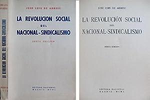 La Revolución Social del Nacional-Sindicalismo.: ARRESE MAGRA, José