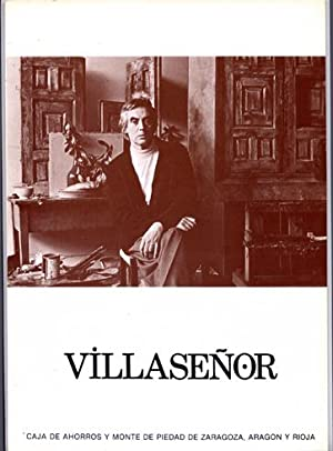 Villaseñor. 1975-1986. Catálogo de la Exposición en: LÓPEZ - VILLASEÑOR
